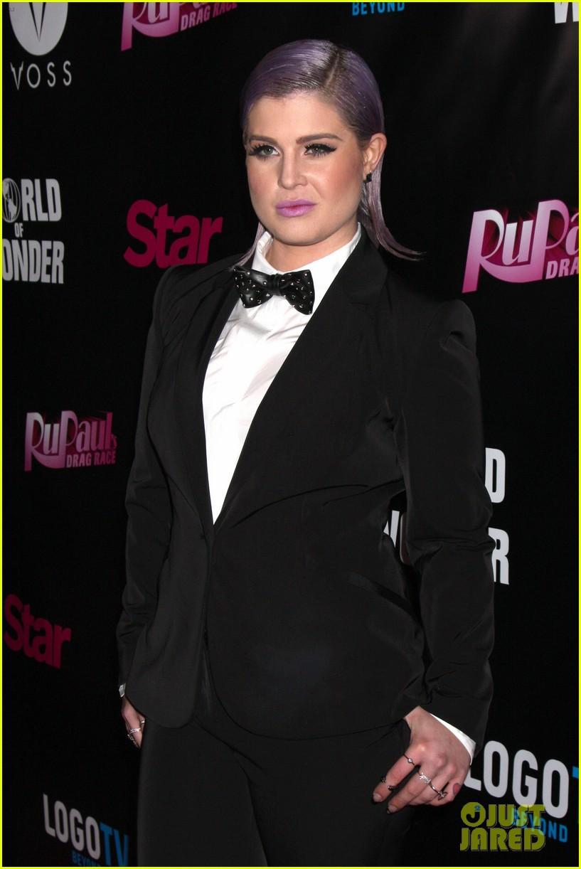 kelly osbourne rupauls drag race season six premiere party 09