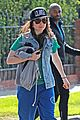ellen page looks comfy cool while leaving the gym 02