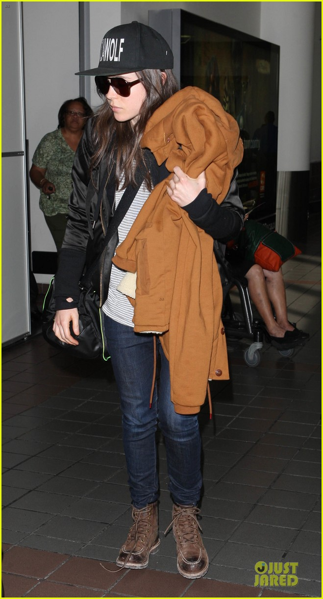 ellen page steps out after coming out as gay 03