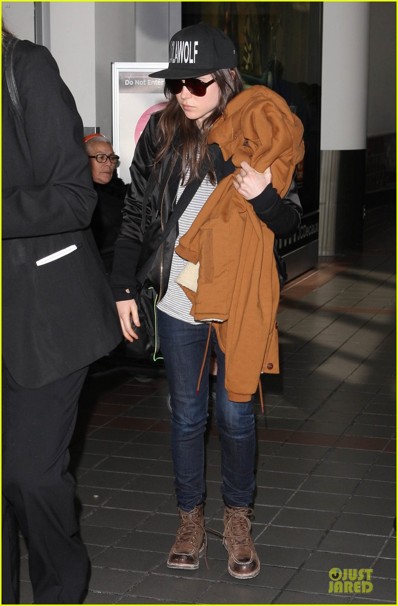 ellen page steps out after coming out as gay 06