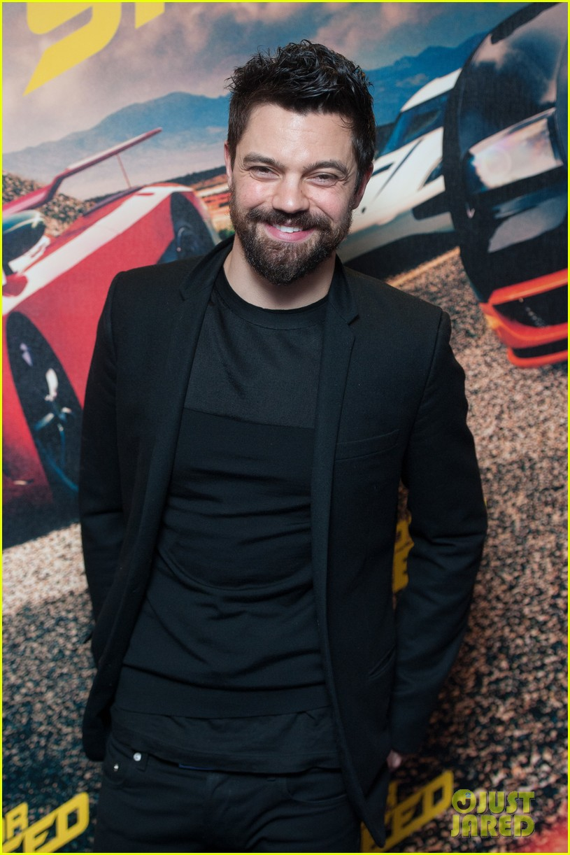 aaron paul dominic cooper need for speed fan screening 02
