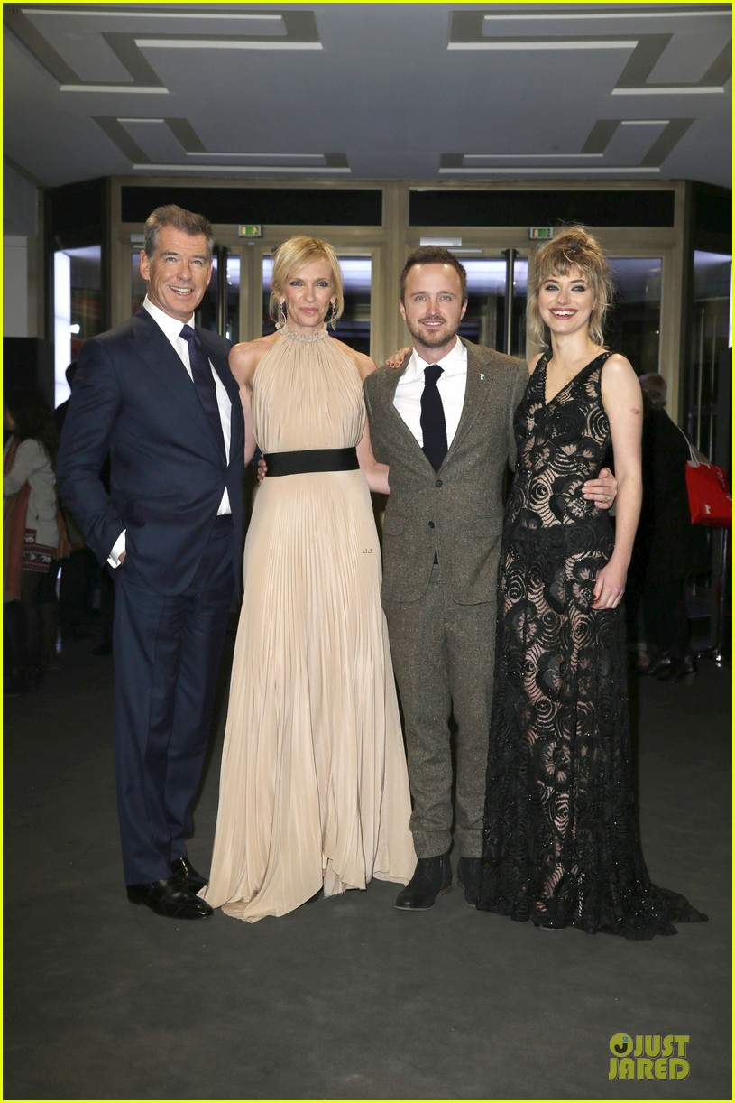 aaron paul imogen poots long way down berlin premiere 143050958