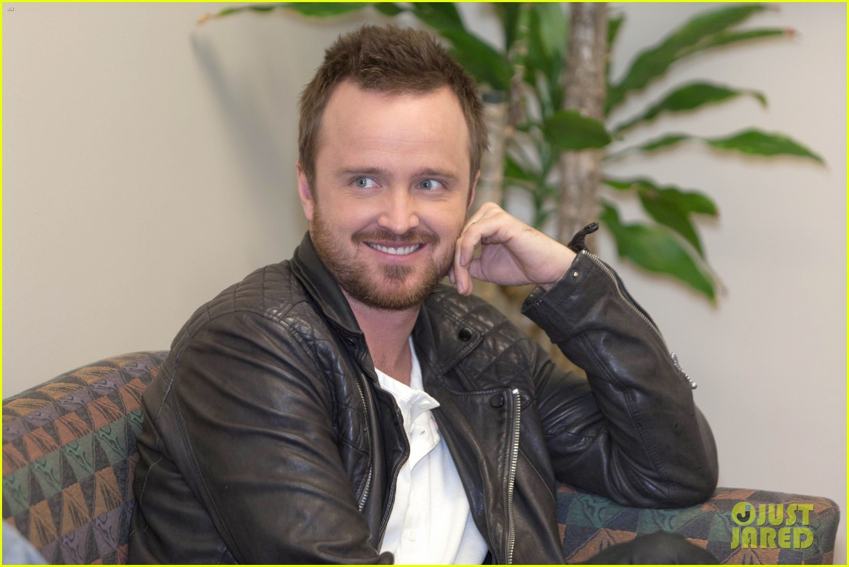 aaron paul i looked like i was on crack on price is right 02