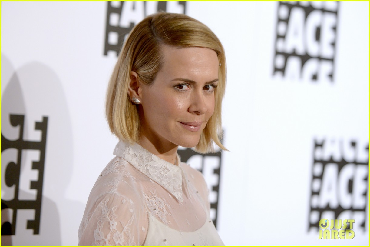 sarah paulson will forte ace eddie awards 2014 03