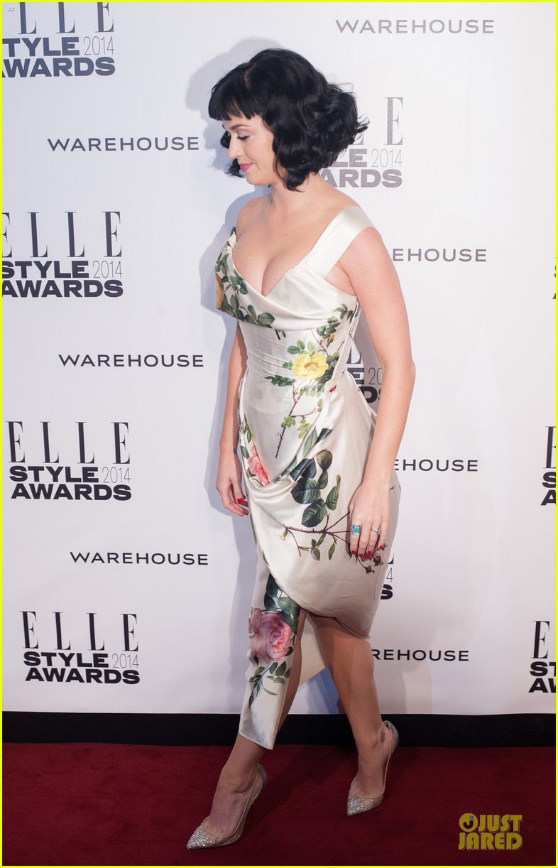 katy perry woman of the year honoree at elle style awards 2014 07