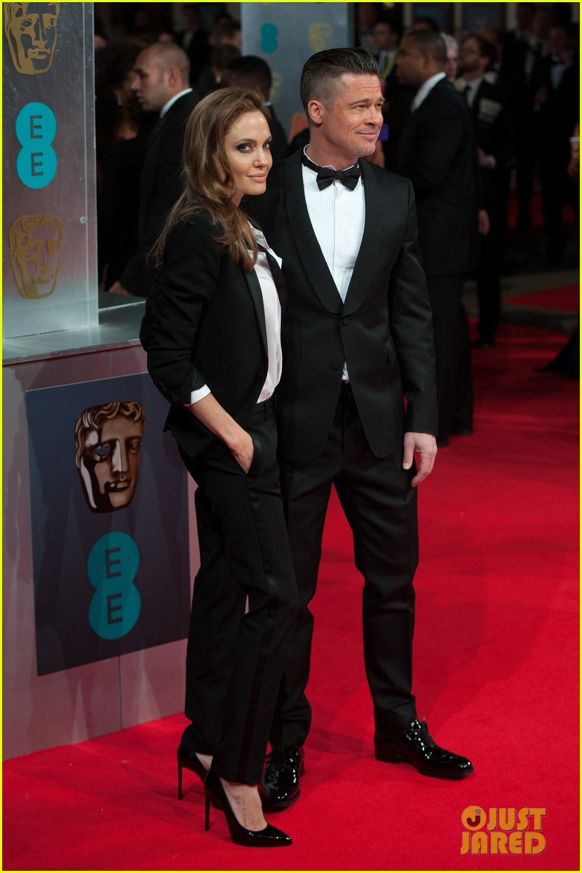 brad pitt wins best film at baftas 2014 watch video here 11
