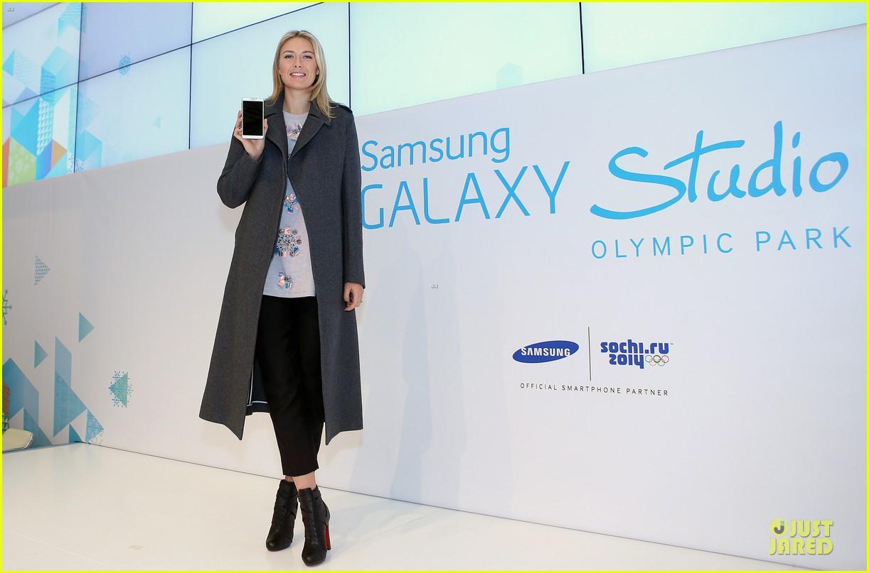 maria sharapova irina shayk sochi olympics 2014 opening ceremony 19