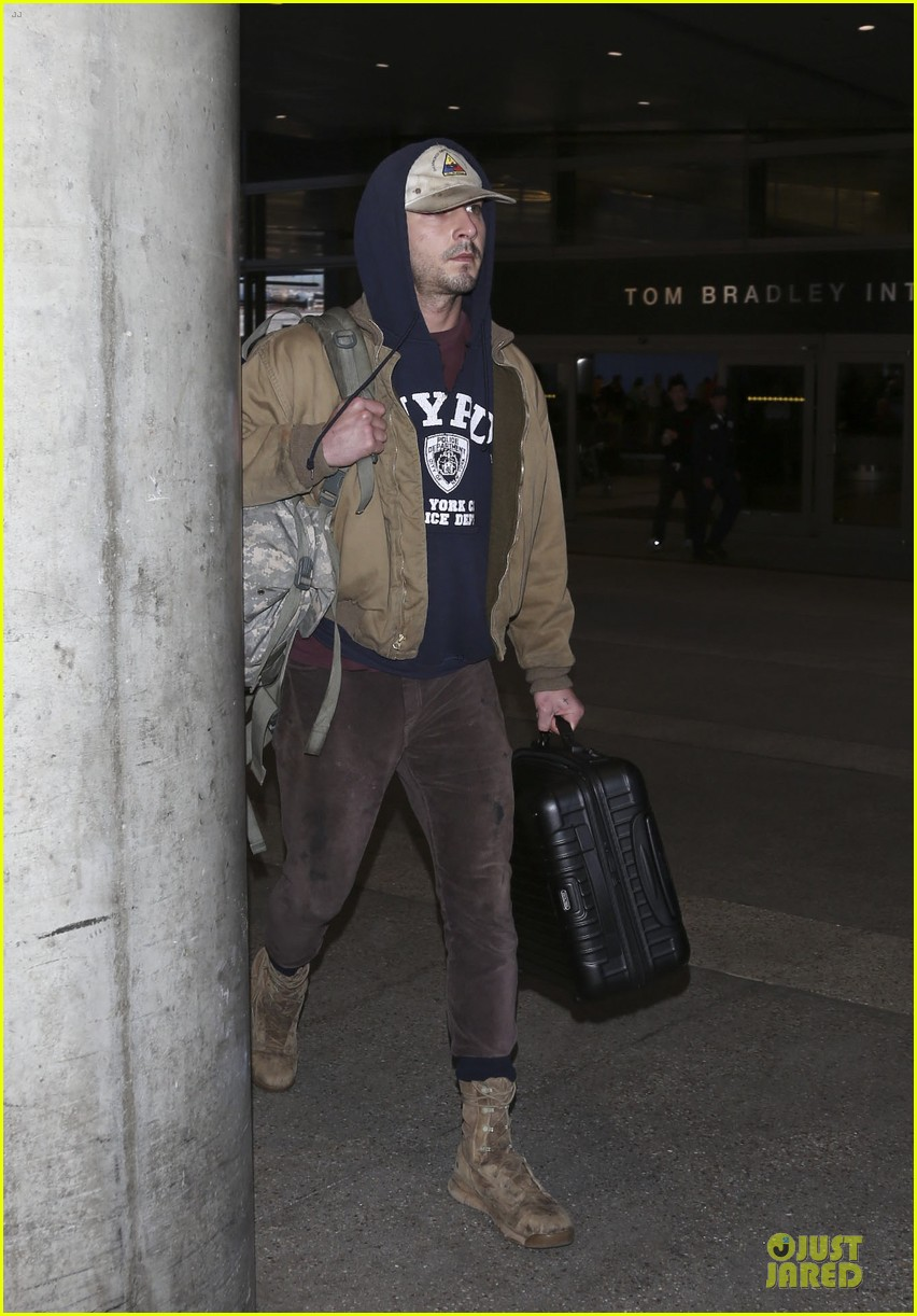 shia labeouf shows his face after paper bag berlin premiere 073050928
