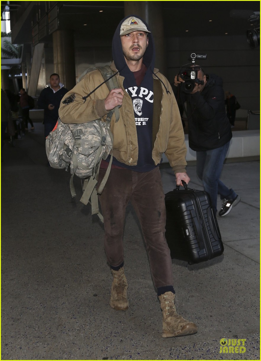 shia labeouf shows his face after paper bag berlin premiere 123050933
