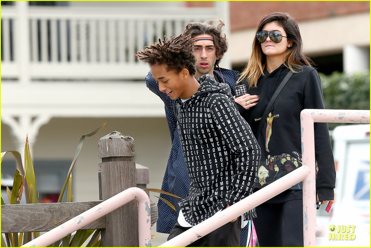 jaden smith kylie jenner express love for each other on twitter 18