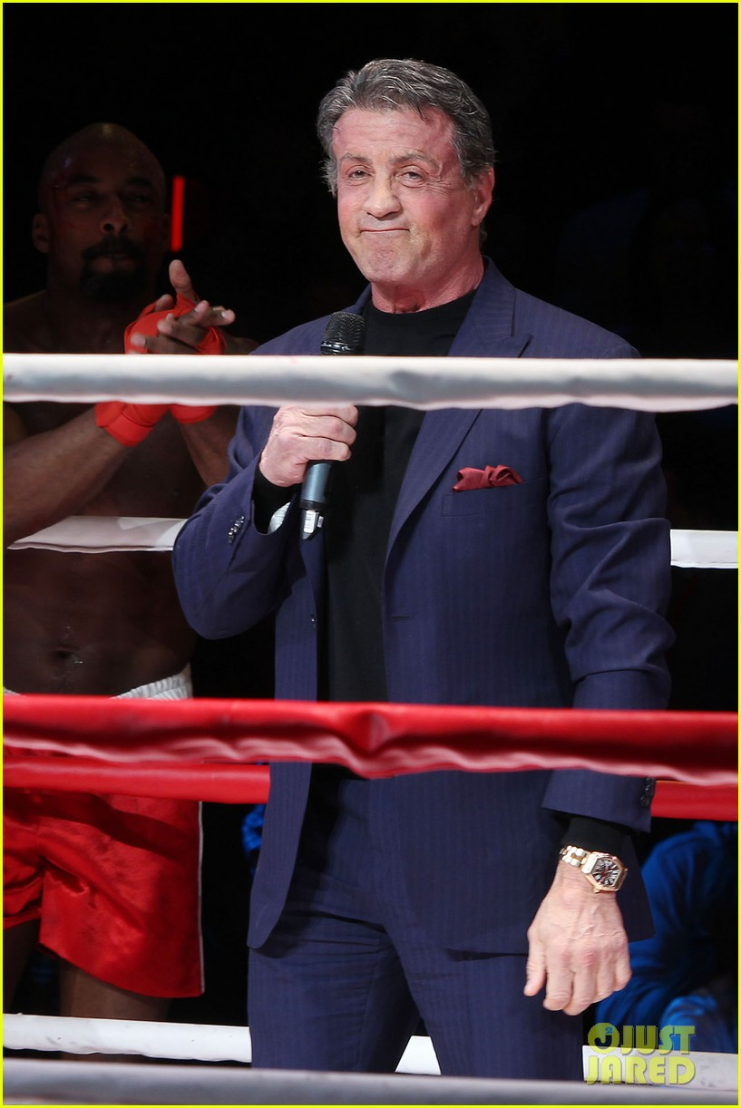 sylvester stallone helps launch rocky on broadway 07