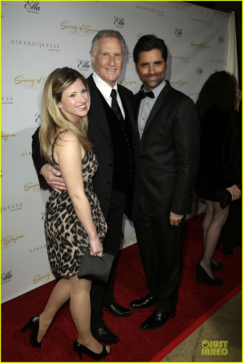 john stamos rita wilson ella awards honor beach boy singer mike love 163058568