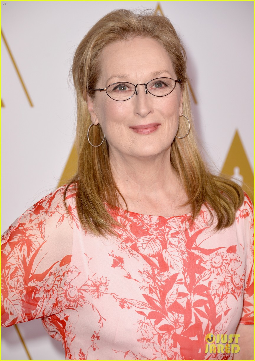 meryl streep june squibb oscars nominees luncheon 2014 053050806