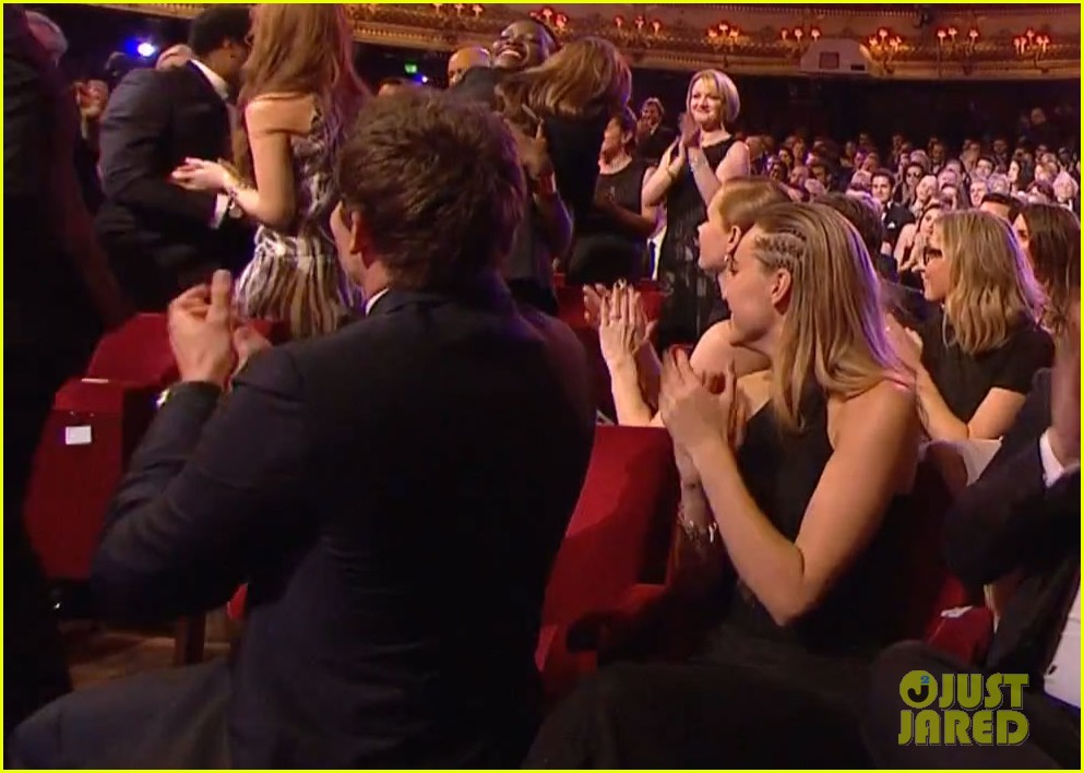 bradley cooper baftas 2014 with girlfriend suki waterhouse 023054877