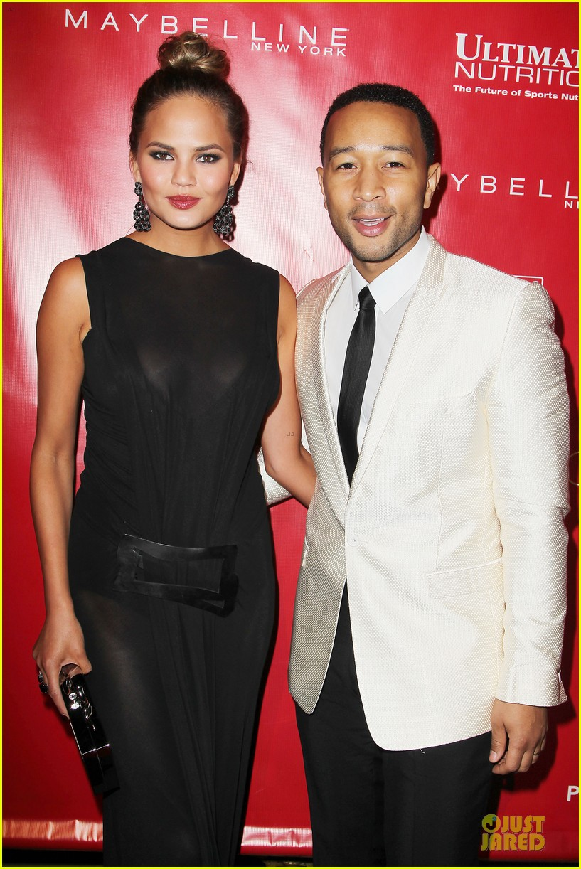 chrissy teigen john legend super bowl 2014 kick off party 083045253