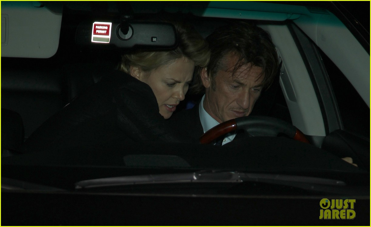 charlize theron sean penn bouchon charity dinner 07