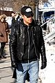 justin theroux films the leftovers on jennifer aniston 45th birthday 06