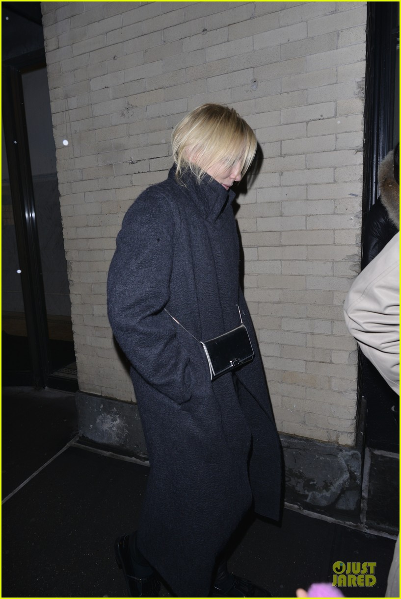 justin theroux cate blanchett visit mimi odonnell after philip seymour hoffman death 12