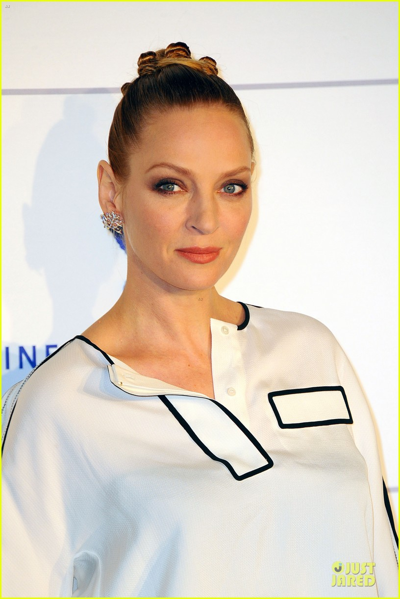 uma thurman difference maker at cinema for peace gala 043050900