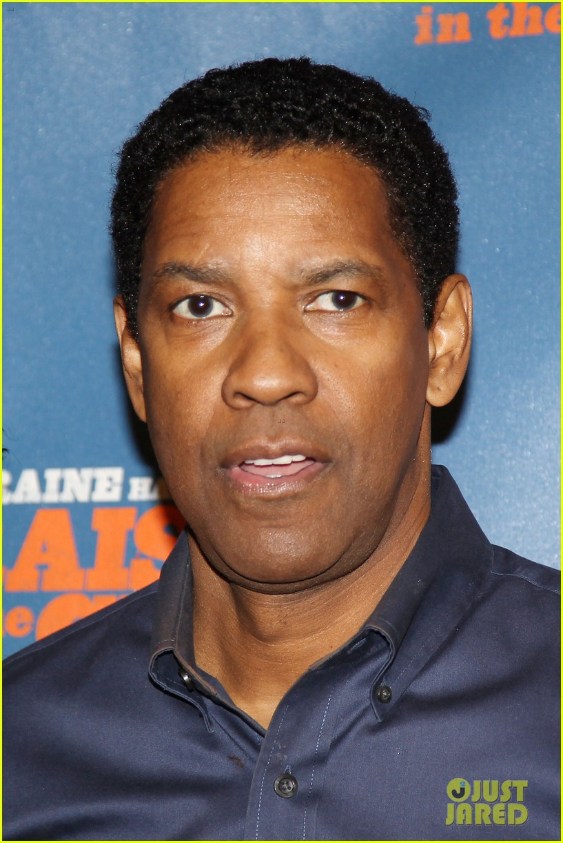 denzel washington raisin in the sun press conference 08