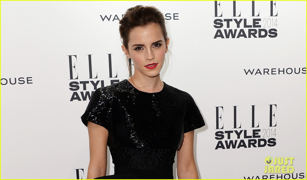 emma watson elle style awards 2014 03