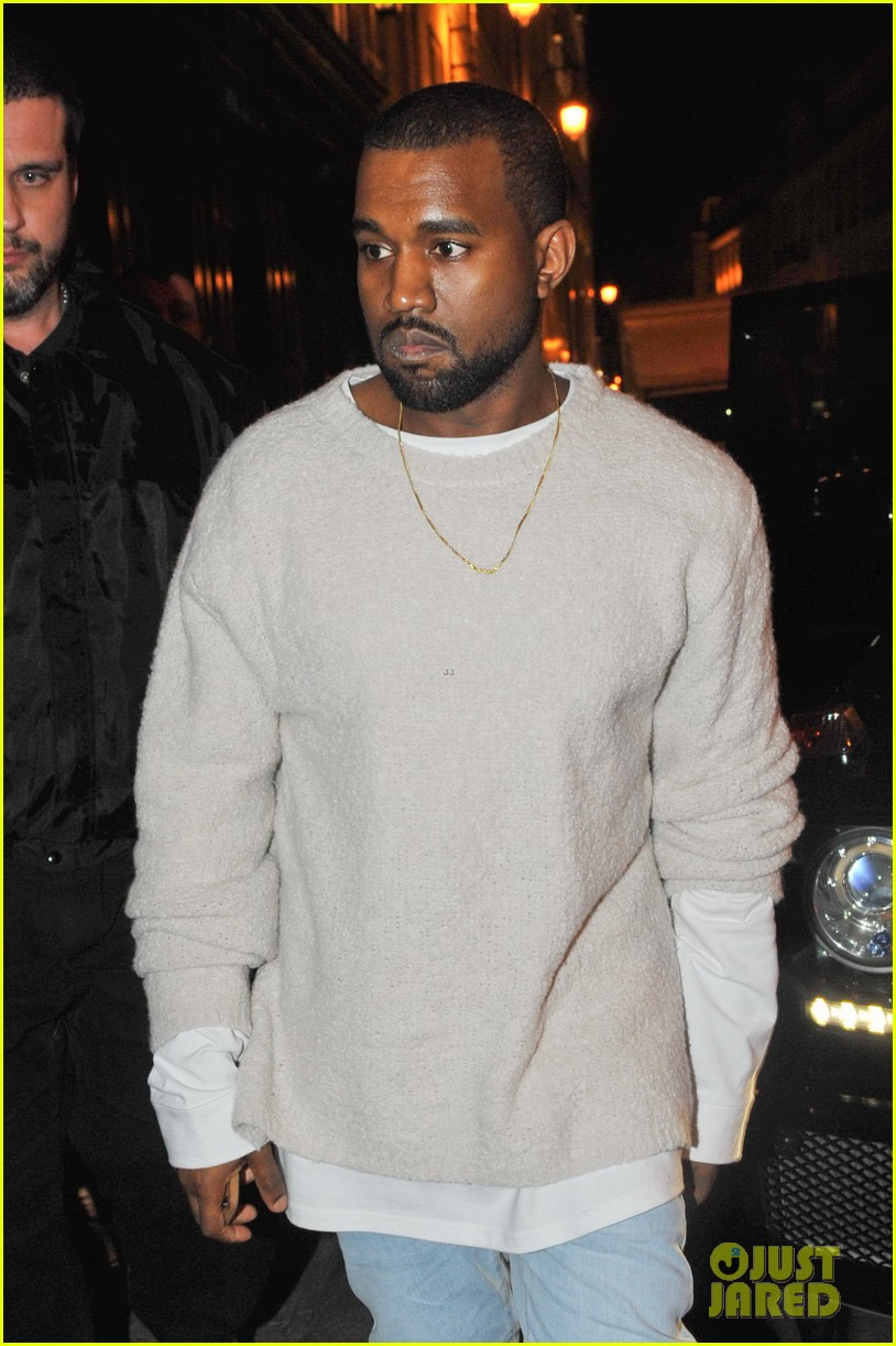 kanye west roams around paris while kendall jenner flies in 02