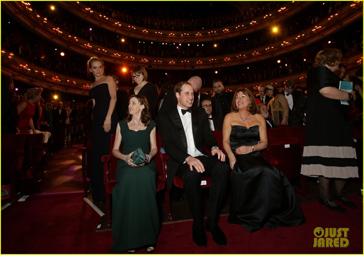 prince william baftas 2014 red carpet 033054585