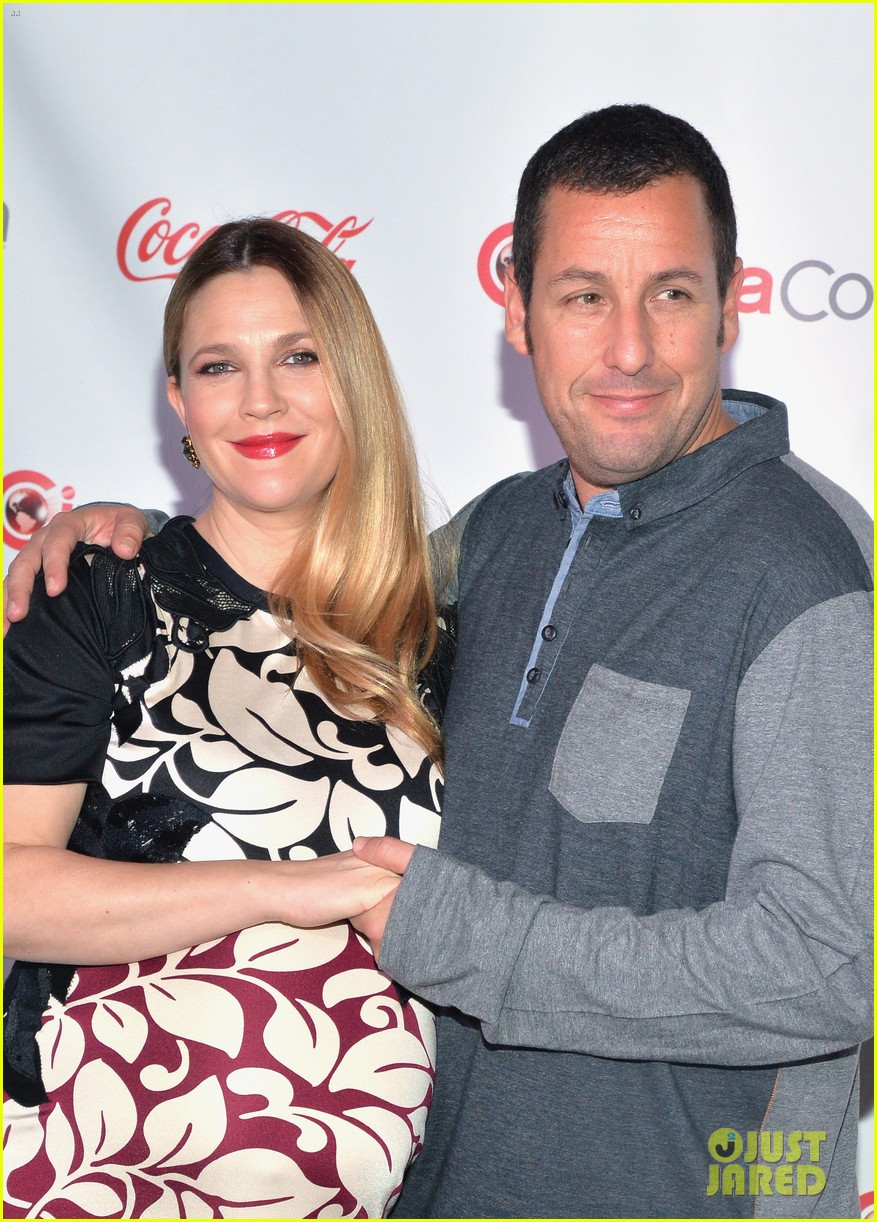 drew barrymore adam sandler cinemacon stars of the year 153080225