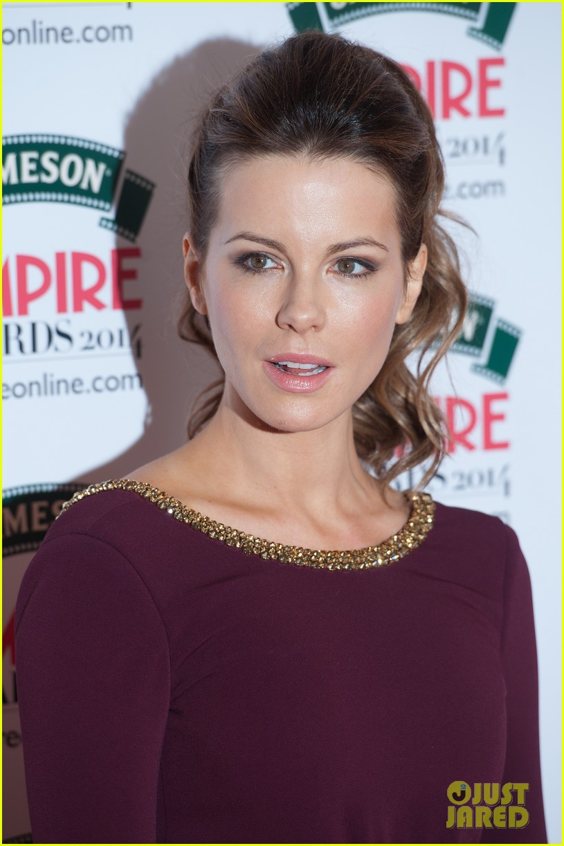 kate beckinsales cutout dress jameson empire awards 2014 103081811