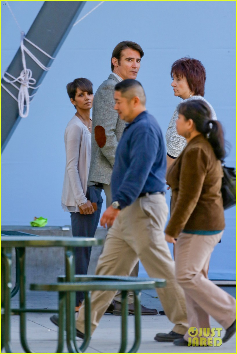 halle berry gets to work on extant 14