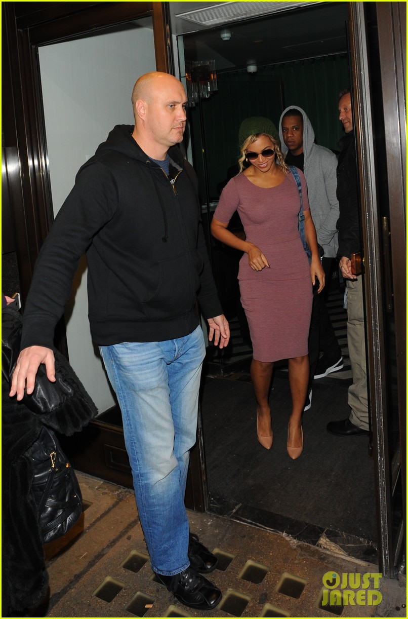 beyonce jay z date night in london before ireland shows 03