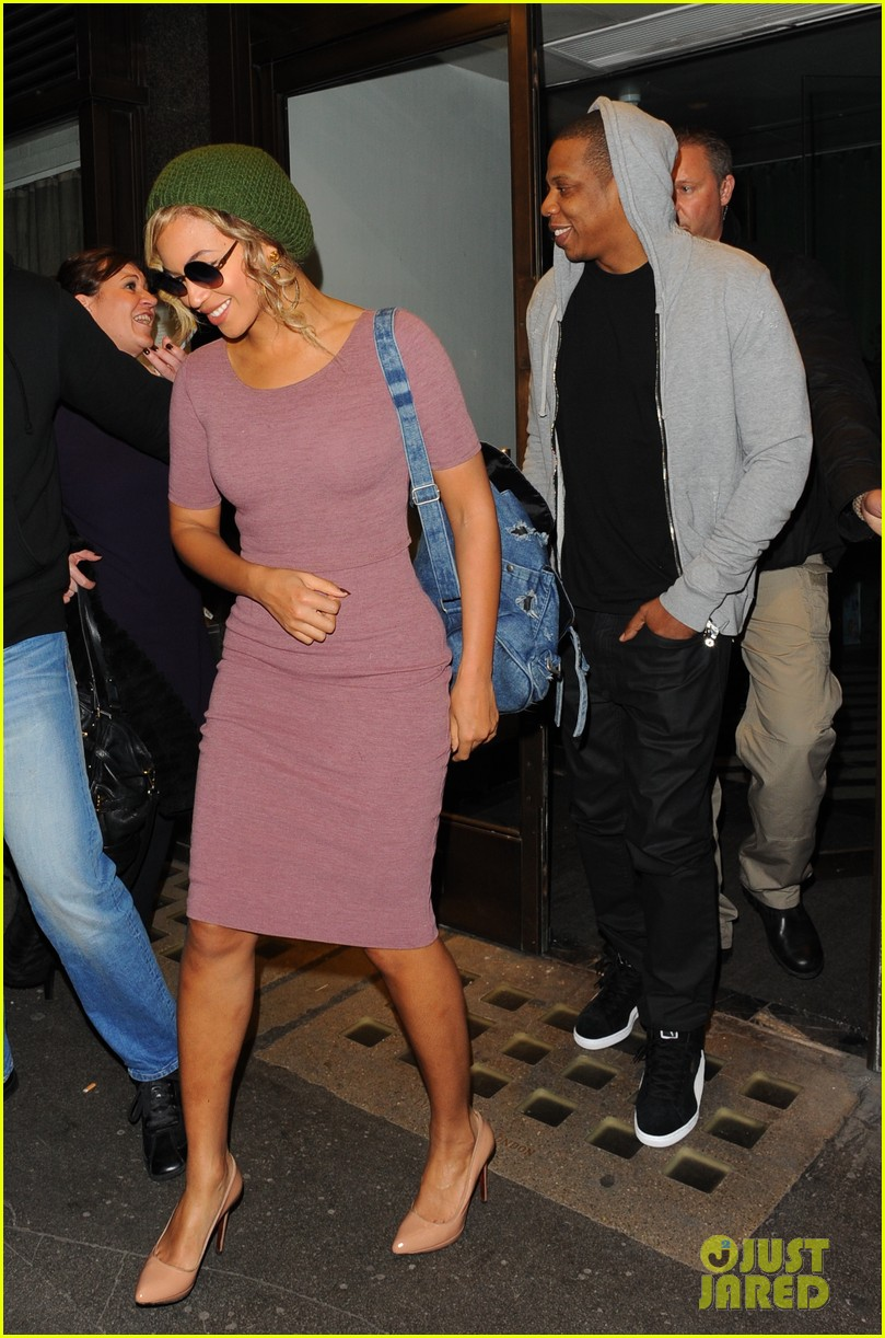 beyonce jay z date night in london before ireland shows 20