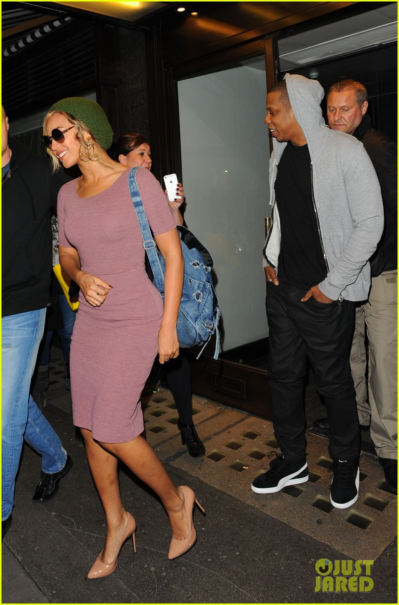 beyonce jay z date night in london before ireland shows 213068001