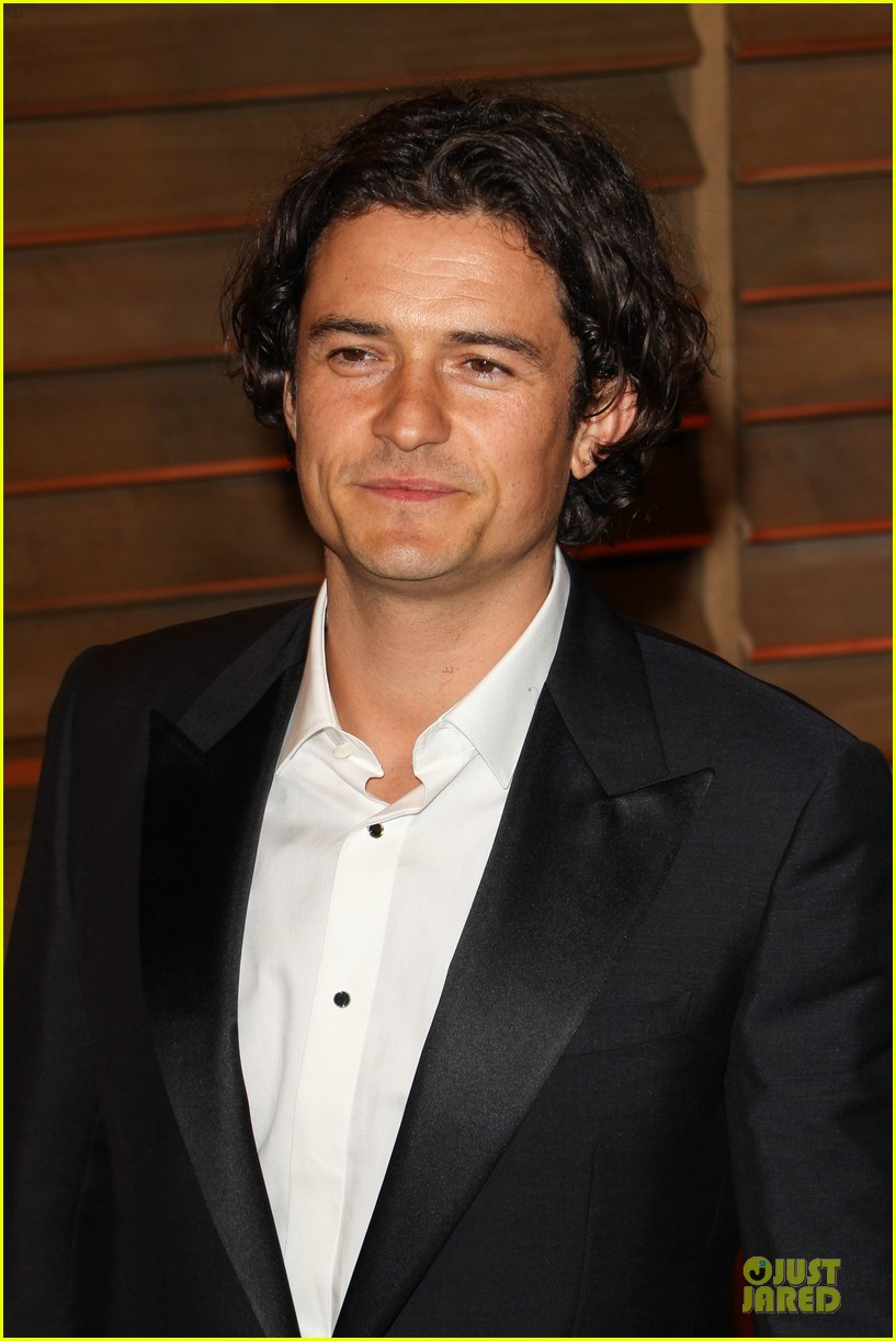 orlando bloom hits same vanity fair oscars party as ex miranda kerr 073064420