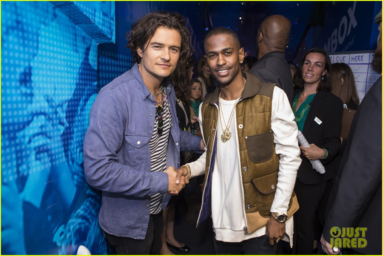 orlando bloom we day 2014 08