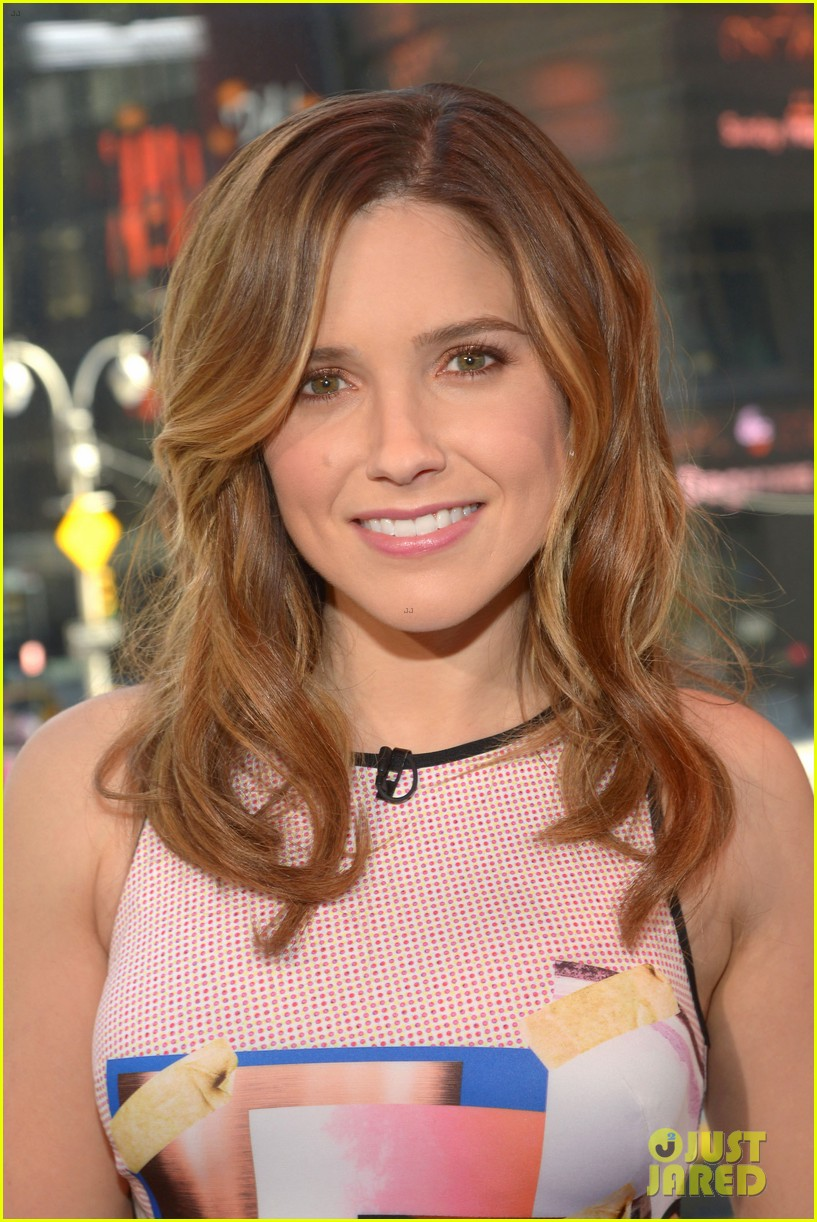 sophia bush nicky lachey reminisce about kissing on big morning buzz live 12