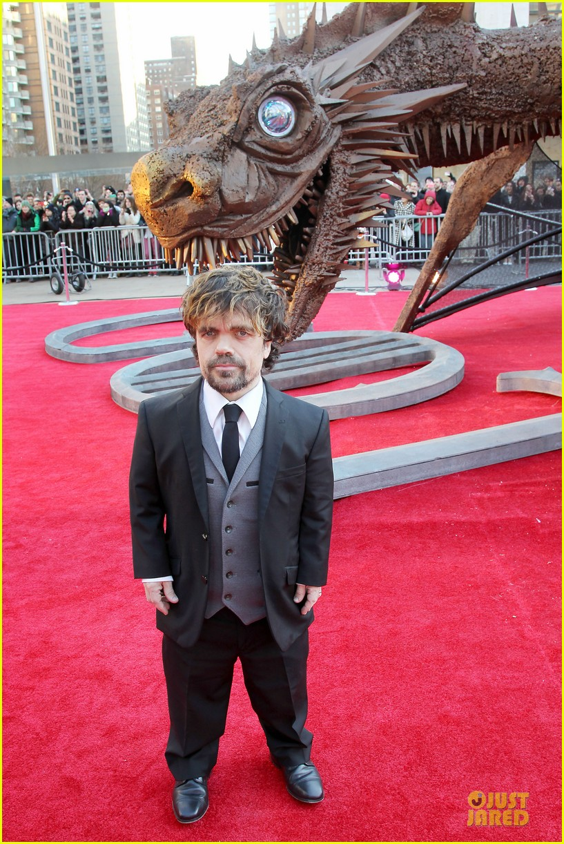 Full Sized Photo of emilia clarke peter dinklage game of ...