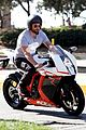 bradley cooper zooms around los angeles motorcycle 03