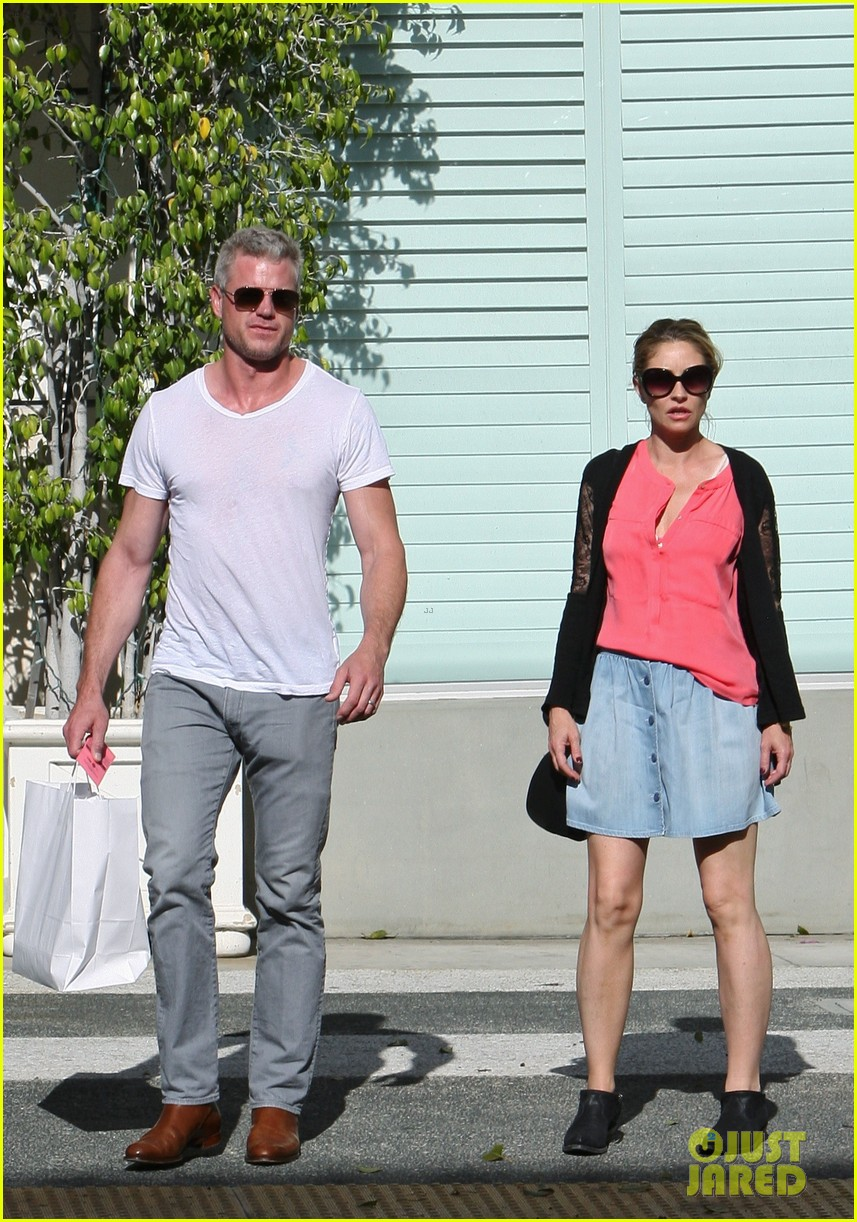 eric dane rebecca gayheart cute hot couple 01