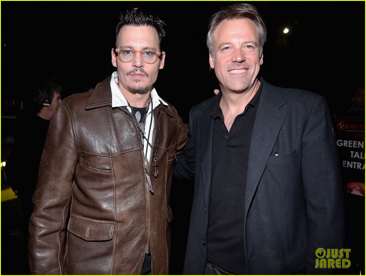 johnny depp cinemacon transcendence 01