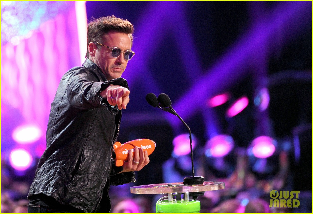 robert downey jr kids choice awards 2014 063081405
