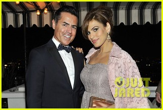 eva mendes new york company spring launch dinner 043075324