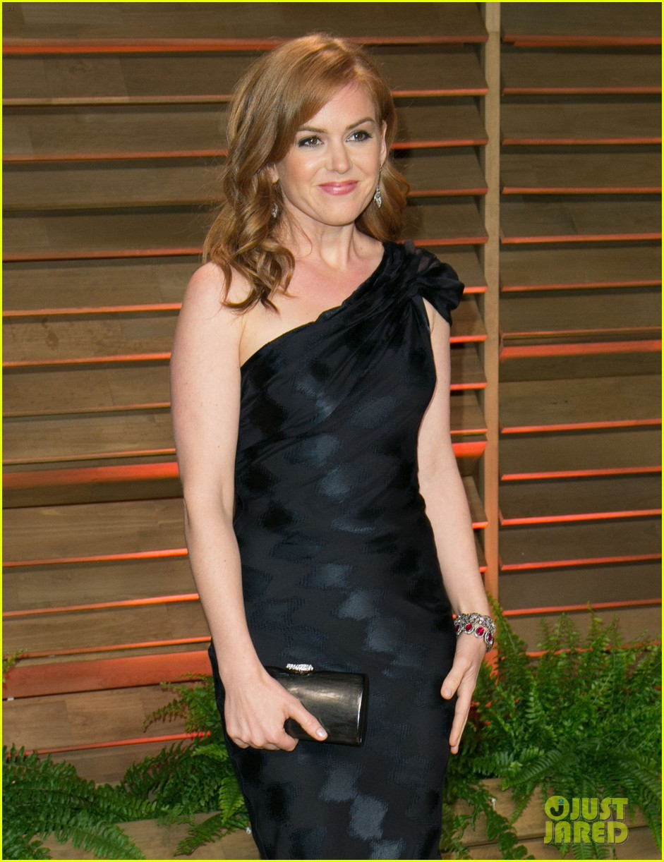 isla fisher vanity fair oscars party 2014 023064410