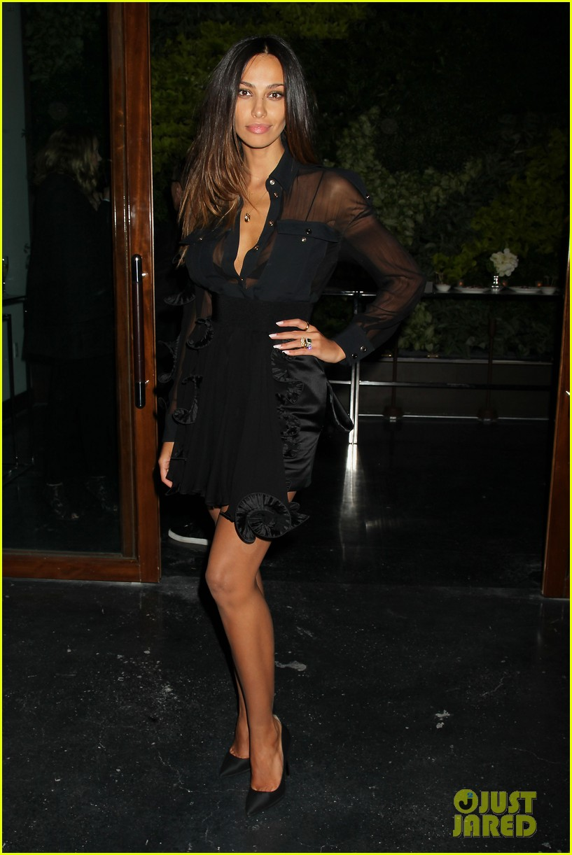 madalina ghenea switches it up at dom hemingway after party 103080345