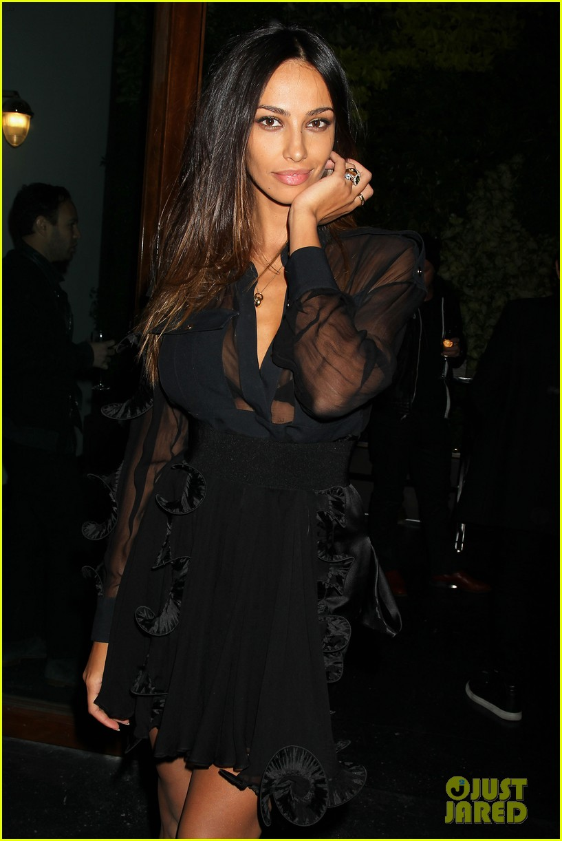 madalina ghenea switches it up at dom hemingway after party 143080349