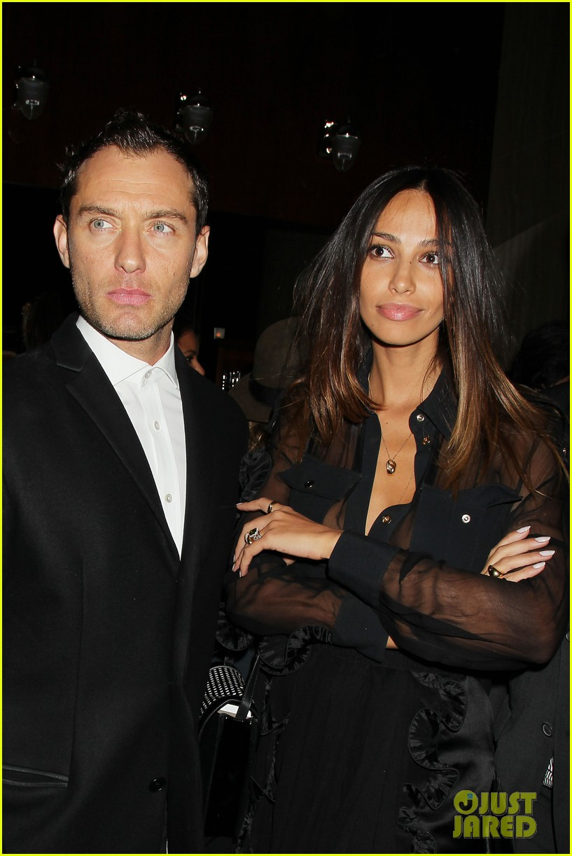 madalina ghenea switches it up at dom hemingway after party 223080357