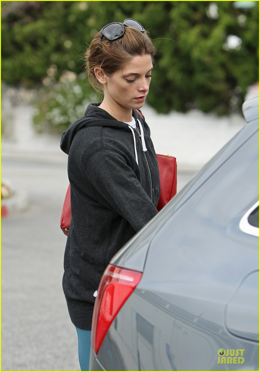 ashley greene strong arms at bristol farms 103078205