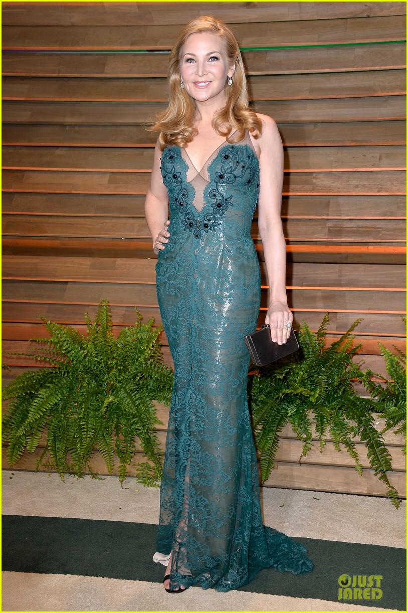 Jon Hamm & Jennifer Westfeldt - Vanity Fair Oscars Party 2014 ...