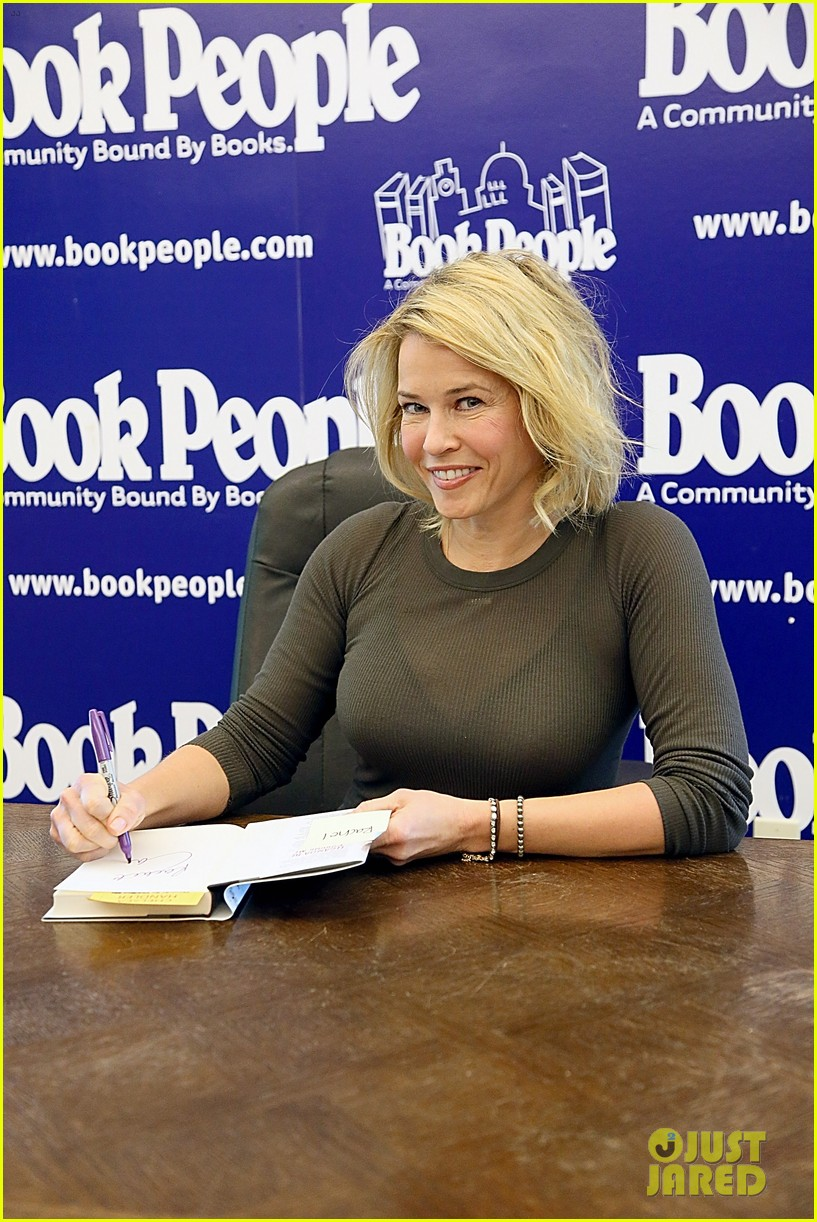 chelsea handler signs books after talk show ending news 02