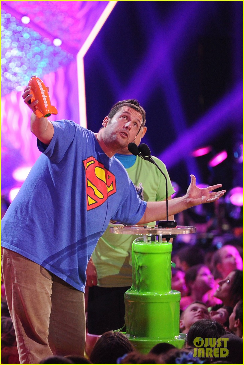 kevin hart adam sandler kids choice awards 2014 10